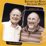 Sylvain Le Roux et Jacques David